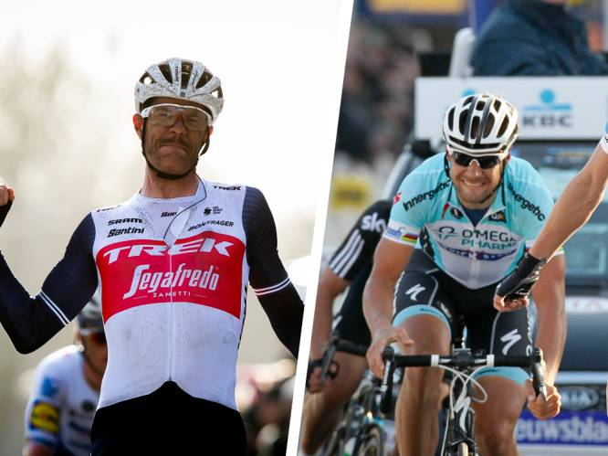 """Onze analist Tom Boonen praat met Jasper Stuyven, een jaar geleden winnaar in de Omloop: """"Ik had enorm met je te doen"""""""