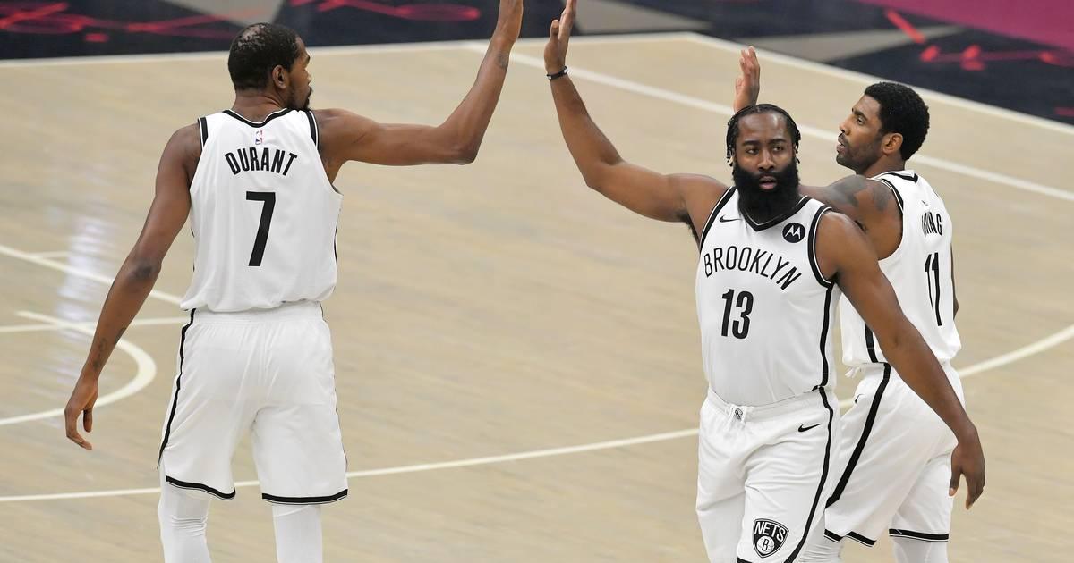 NBA, i risultati del 20 gennaio: I Big Three dei Nets battuti dai Cavaliers, super Embiid sui Celtics!