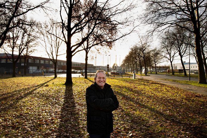 Frits Rutten van Stichting Bedrijventerreinen Helmond is een van de gasten tijdens het webinar over de Helmondse economie.