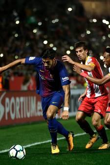 Barcelona zet ook zesde wedstrijd om in overwinning