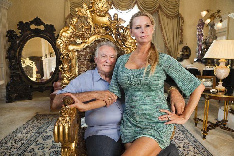 Beeld uit The Queen of Versailles. Beeld IDFA