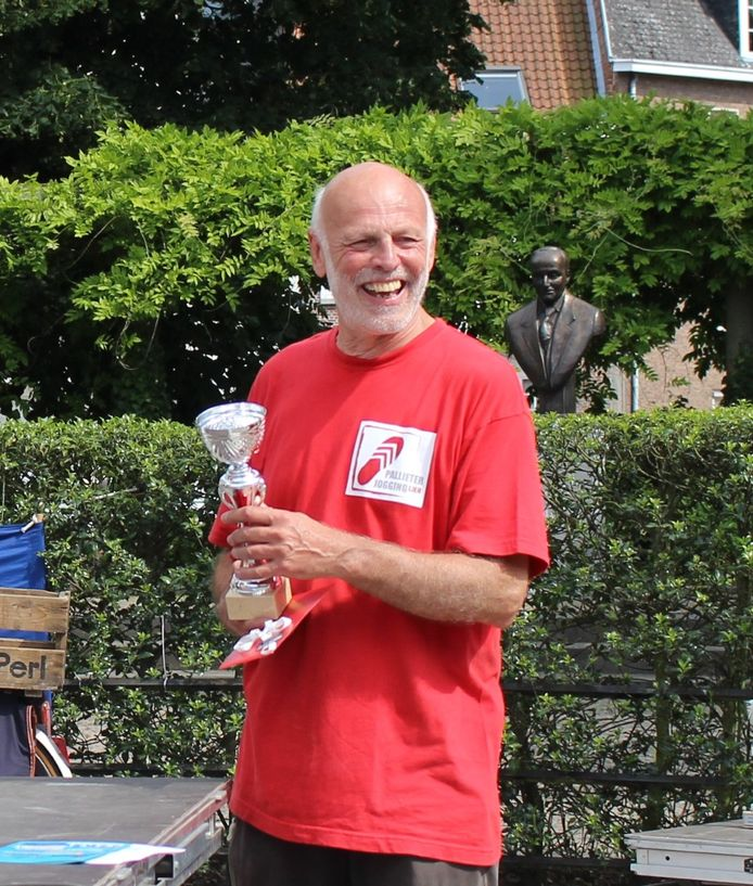 Piet Eysermans krijgt postuum een Lifetime Achievement Award.