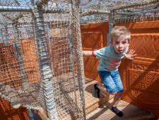 Harderwijk is een 'kinderfort' rijker: sportieve uitdaging voor jongeren