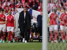 Arts vertelt over moment dat Eriksen bijkwam: 'Dertig seconden na reanimatie opende hij z'n ogen'