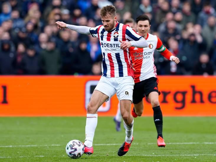 Willem II-huurling Nieuwkoop terug naar Feyenoord