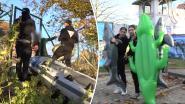 Nederlandse YouTubers breken in bij Boudewijn Seapark en worden op heterdaad betrapt