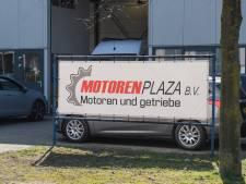 Motorenplaza in Haaksbergen opnieuw onder vuur