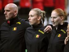 Fed Cup: la Belgique perd deux places au classement mondial