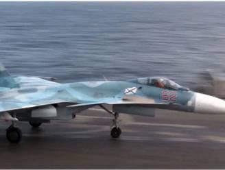 Russisch gevechtsvliegtuig stort neer in Middellandse Zee