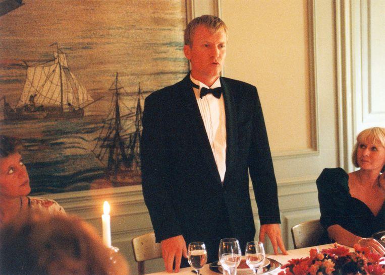 Net als de film 'Festen' van Thomas Vinterberg draait de roman 'Aurora 'van Luis Landero rond een beladen familiefeest. Beeld kosteloos voor KUNSTTIPS
