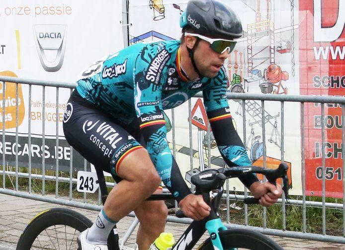 Jens Debusschere is niet geselecteerd voor de Tour en gaat van de competitieloze periode gebruik maken om even te resetten.