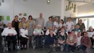 Woonzorgcentrum Henri Vander Stokken bedankt vrijwilligers