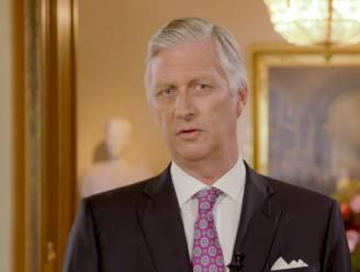 """Koning Filip focust in 21 juli-toespraak op waterramp en coronacrisis: """"Ik vertrouw op onze kracht om op te veren"""""""