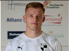 Twentse voetballer wisselt van club in Duitsland