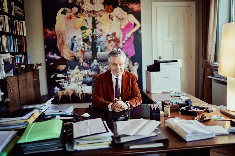 Humo sprak met Karel De Gucht publicatie 4/02/2020 Beeld Thomas Sweertvaegher HUMO 2020