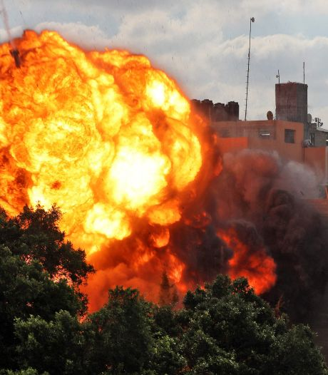 Israël intensifie ses raids à Gaza