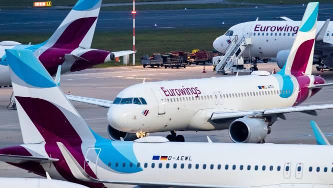 Brussels Airlines ontvangt eerste A320 in Eurowings-kleuren