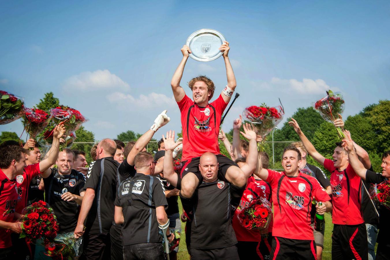 Kampioen Roda'28 debuteert in de derde klasse, met Bas Bakker (ex-DIO'30 en De Treffers) als enige nieuwkomer.