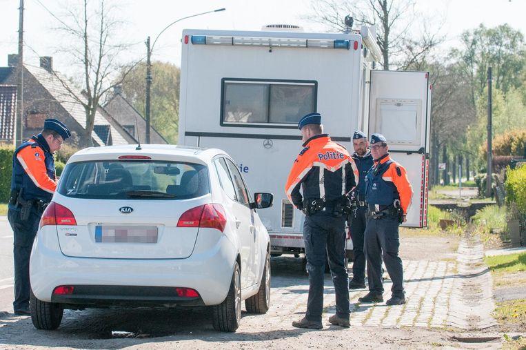 Archiefbeeld - De Maarkedalse burgemeester Joris Nachtergaele (N-VA) wil snel een fusie tussen de politiezones in de regio Vlaamse Ardennen.