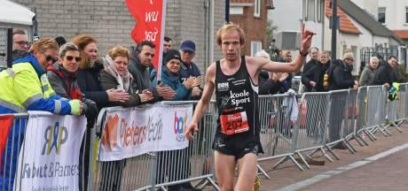 Erwin Harmes wil échte wedstrijden lopen: 'De Kustmarathon virtueel winnen, telt niet'