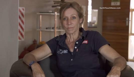 Verzorger en redder in nood Karen Trendler