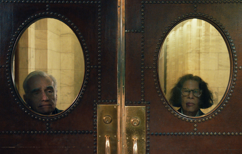 Martin Scorsese en Fran Lebowitz in Pretend It's a City. Beeld Netflix