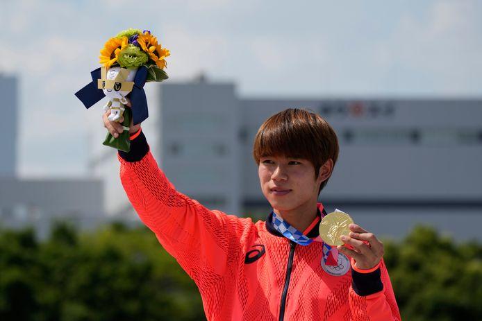 Yuto Horigome offre au Japon une seconde médaille d'or.