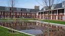 Het Eikendonkplein in Den Bosch kan bij extreme regenval uitkomst bieden als waterplein.