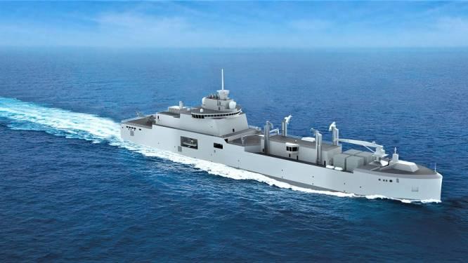 Bedrijf uit Hardinxveld levert roeren en onderdelen voor vier Franse marineschepen