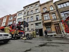 3 panden tijdelijk ontruimd door uitslaande brand vlak naast Stuivenbergziekenhuis