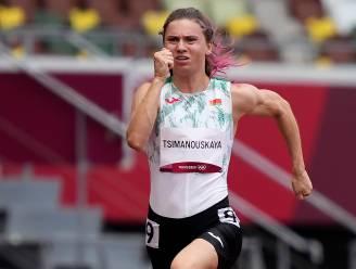 """Wit-Russische sportfunctionarissen zetten atlete onder druk om uit de Spelen te stappen in gelekt audiofragment: """"Zet je trots opzij, dit is hoe zelfmoordgevallen eindigen"""""""