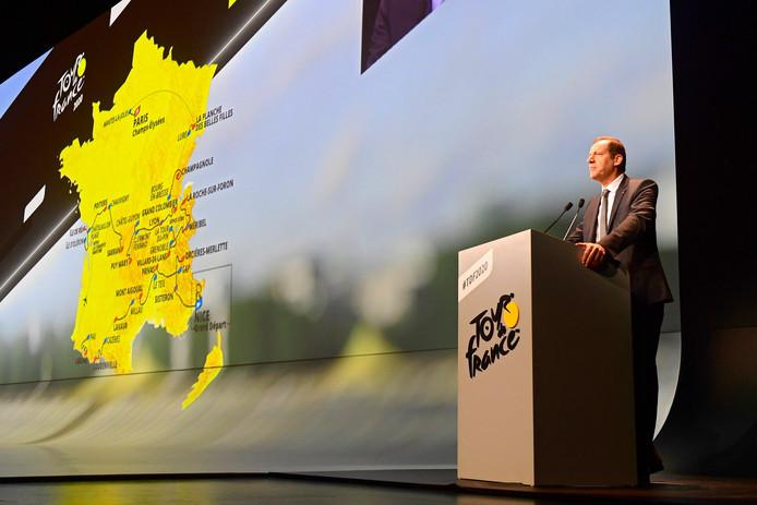De la nouveauté au menu du prochain Tour de France: le col de la Loze, un sommet alpestre inédit au-dessus de Méribel, et un contre-la-montre à la Planche des Belles Filles s'annoncent déterminants sur le parcours de l'édition 2020 dévoilé mardi à Paris.