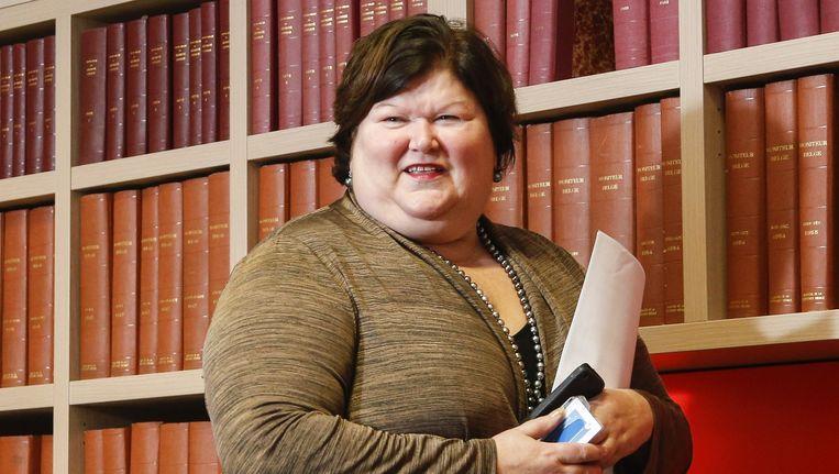 Maggie De Block. Beeld BELGA