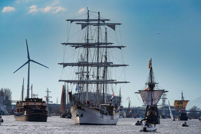 Met de kogge en een vervroegde editie van Sail hoopt Kampen sterke troeven te hebben voor het Hanzejaar 2023.