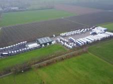 CDA zet druk op de ketel over truckstop in Altforst