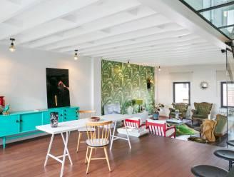 """Binnenhuisarchitect renoveert vervallen woning tot lichte duplex: """"We sloten een lening af om het huis te kopen en een andere om de werken te financieren"""""""