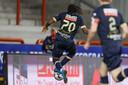 Mbokani was de grote man met twee goals.