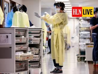 LIVE. VS zetten recordaantal van 2,2 miljoen vaccins op één dag - 400 Belgen gaan Chinees coronavaccin testen