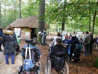 Na geslaagde dementie- en rolstoelwandeling uitkijken naar theatervoorstelling