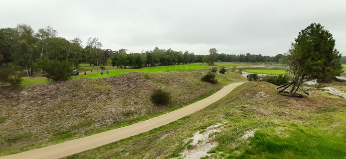 Golfbaan The Duke.