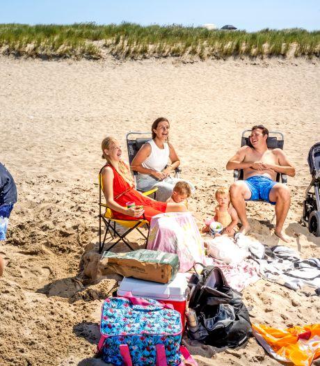 Waar je bij Rockanje of Hoek van Holland hutjemutje zit, is het op de Tweede Maasvlakte prima toeven