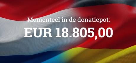 Duitsers zamelen duizenden euro's in voor gratis coronatests voor Nederlanders