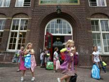 Basisschool Regenboog voortaan om twee uur uit