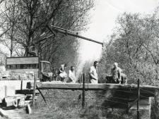 Een bungalowpark in de Brielse wallen: het had zomaar werkelijkheid kunnen zijn
