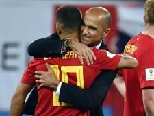 """Roberto Martinez: """"Le monde du foot est triste, Eden ne mérite pas cela"""""""