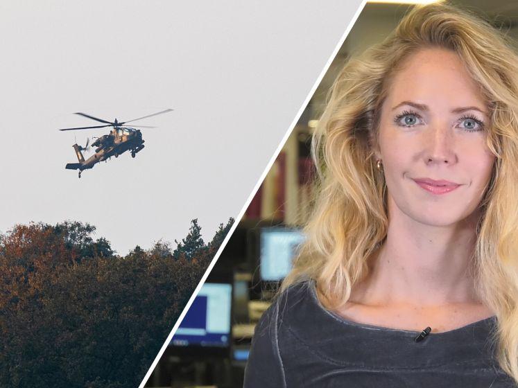 De Stentor Nieuws Update | Stormachtig weer op komst en laagvliegende helikopters boven Salland