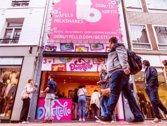 """Donutwinkel 'Donuttello' maakt comeback in Hasseltse binnenstad: """"Klaar om iedereen met lekkerste donuts te veroveren"""""""