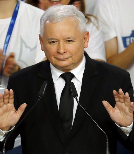 'Conservatieve partij wint verkiezingen Polen'