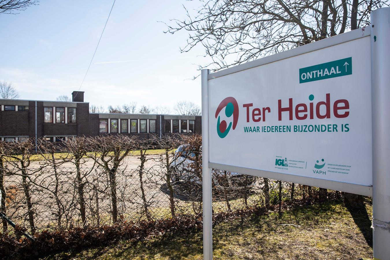 Bosbuffers in Ter Heide in Zonhoven.