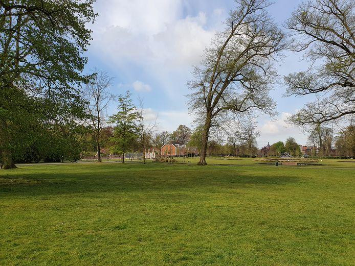 Het Gemeentepark in Brasschaat.